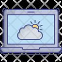 Cloud Backup Cloud Computing Cloud Drive Icon