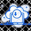 Cloud Backup Cloud Computing Cloud Storage Icon