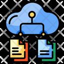 Cloud Backup Icon