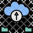 Cloud Backup Backup Upload Icon