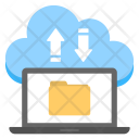 Cloud Backup Data Icon