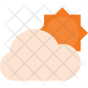 Cloud Cloudy Day Icon