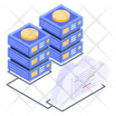 Bitcoin Tech Btc Technology Cloud Bitcoin Icon