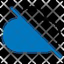 Block Cloud User Interface Icon