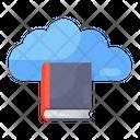 Cloud Book Online Education Cloud App Icon