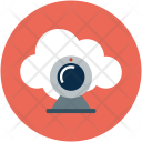 Cloud Cam Camera Icon