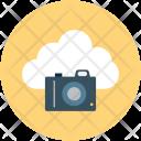 Cloud camera Icon