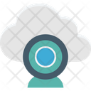 Cloud Camera Live Chatting Online Multimedia Icon