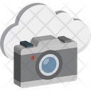Cloud Camera Cloud Image Cloud Photo Icon
