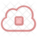 Cloud Camera Image Icon