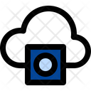Cloud Camera Online Media Modern Technology Icon