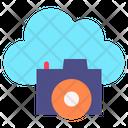 Cloud Camera Camera Cloud Image Icon