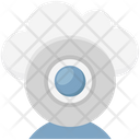 Cloud Camera Icon