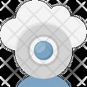 Cloud Camera Web Camera Online Multimedia Icon