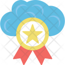 Cloud Certification Icon