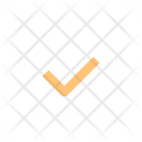 Cloud Check Cloud Acceptance Cloud Computing Icon