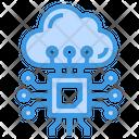 Processor Chip Cpu Icon