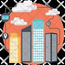 Cloud City Icon