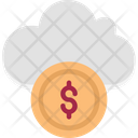 Cloud Coin Icon