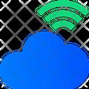 Cloud Communication Wifi Cloud Icon