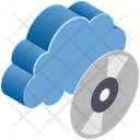 Cloud Compact Icon