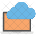 Cloud Computing With Icon