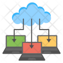 Technology Data Center Icon