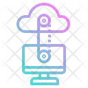 Cloud Computing Goal Icon