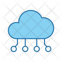 Cloud Computing Cloud Artificial Icon