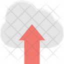 Cloud Computing Cloud Transfer Cloud Upload Icon