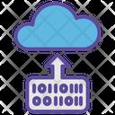 Cloud Computing Binary Code Binary Icon