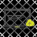 Cloud Computing Arrow Icon