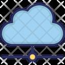 Cloud Computing Cloud Connection Cloud Network Icon