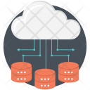 Sql Server Cloud Icon