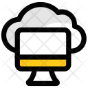 Cloud Drive Network Icon