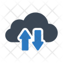 Cloud Upload Download Icon