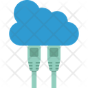 Cloud Computing Cloud Network Cloud Technology Icon