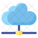 Cloud Computing Cloud Sharing Cloud Network Icon