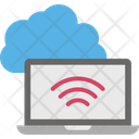 Cloud Computing Cloud Connection Cloud Network Icon