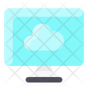 Internet Technology Cloud Computing Cloud Status Icon
