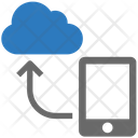 Seo Web Cloud Computing Icon