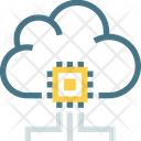 Online Networking Data Icon