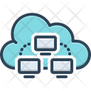 Cloud Computing Computing Cloud Icon