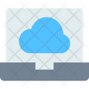M Cloud Server Cloud Computing Cloud Server Icon