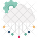 Cloud Computing Cloud Management Cloud Services Icon