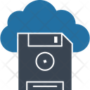 Cloud Computing Cloud Drive Cloud Storage Icon