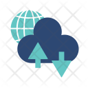 Cloud Network Internet Icon