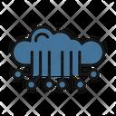 Cloud Computing Cloud Downloading Cloud Uploading Icon
