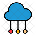 Cloud Computing Cloud Computing Icon