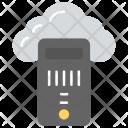 Cloud Keyboard Technology Icon